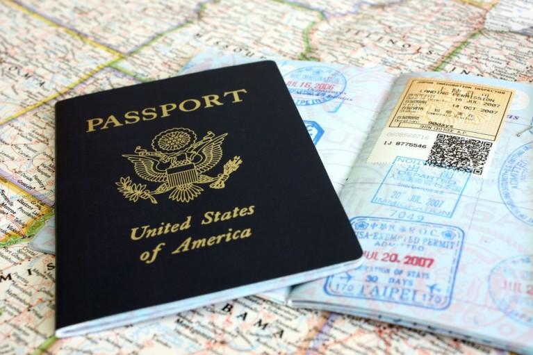passport reissue agent
