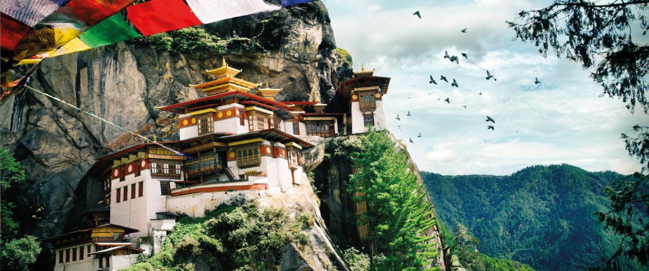 Bhutan Tour 7 Nights – 8 Days Ex. Delhi