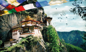Bhutan Tour 7 Nights – 8 Days Ex. Delhi