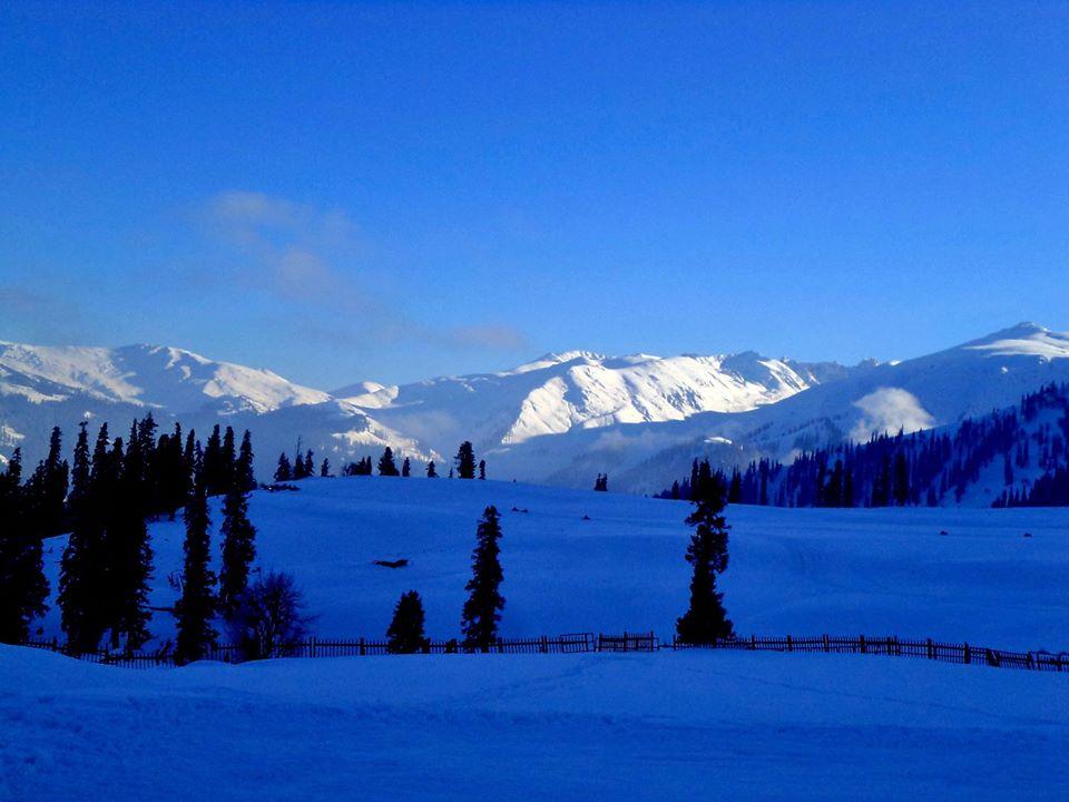 Mountains of Kashmir,Kashmir Tour