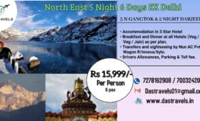 Best Gangtok Tour Package