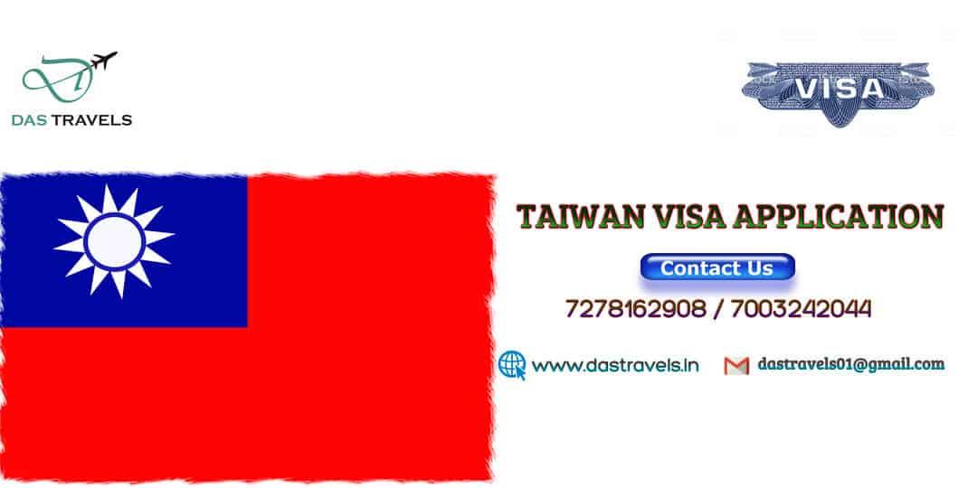 Taiwan visa agent