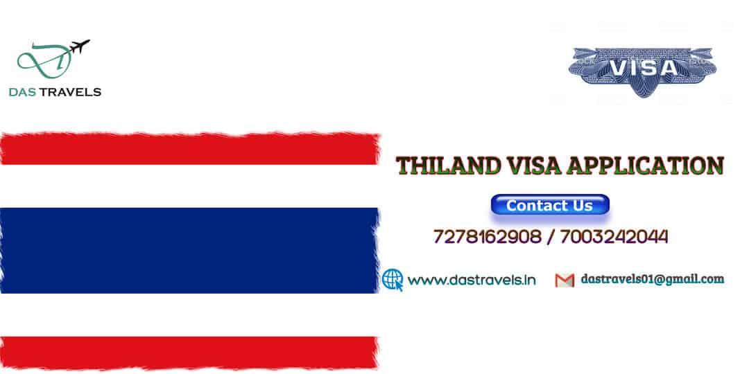 Thailand Visa Agent in kolkata