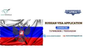 Russian visa agent