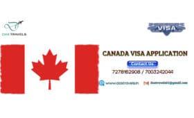 CANADA VISA AGENT