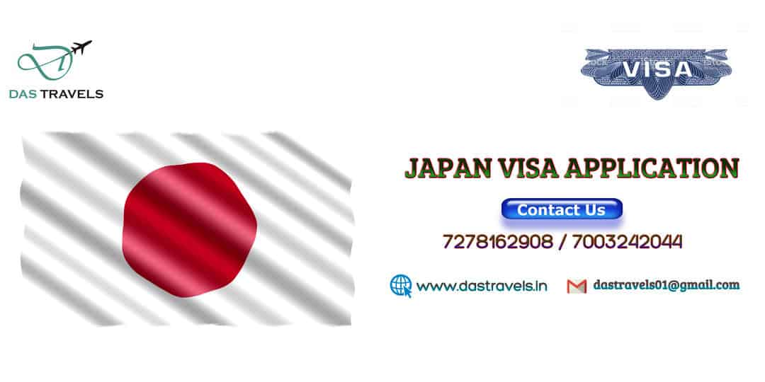 JAPAN VISA APPLICATION