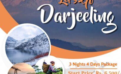 Darjeeling tour package low price