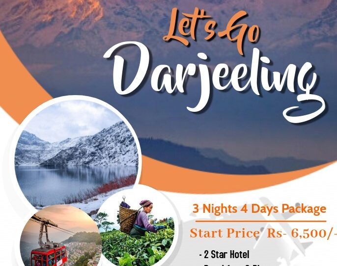 Darjeeling tour package low price