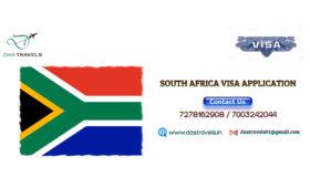 South Africa visa application service