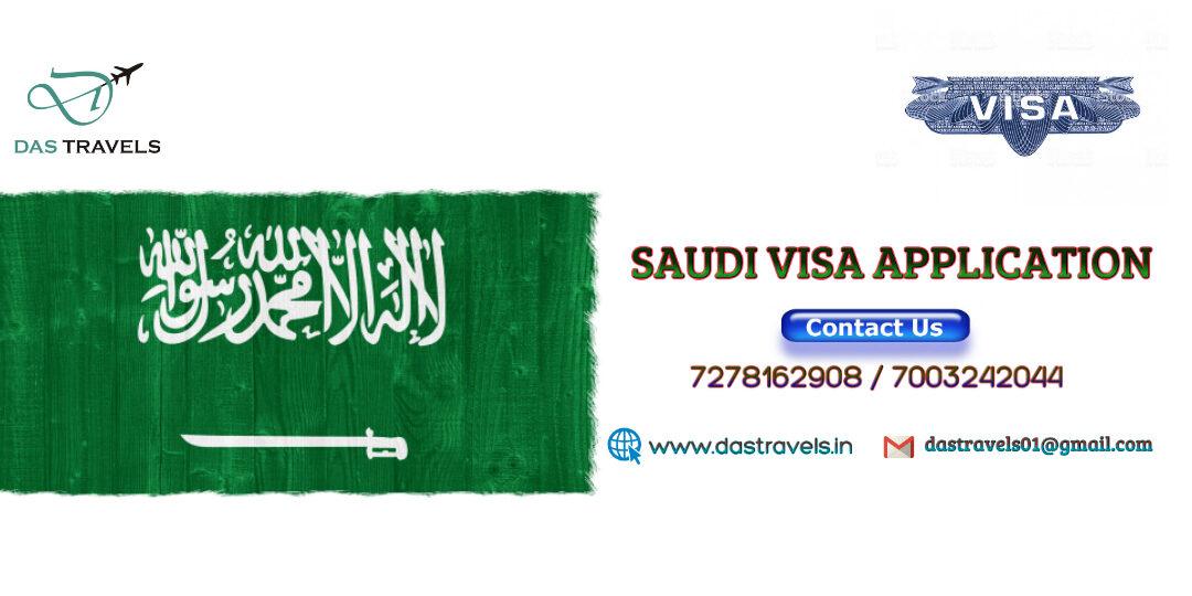 saudi visa application service