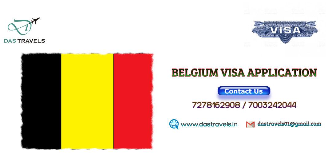 Belgium Visa Application