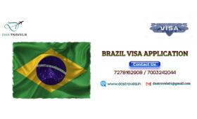 Brazil Visa Application Service